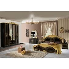 d orer chambre adulte thya laque noir et dore ensemble chambre a coucher lignemeuble com