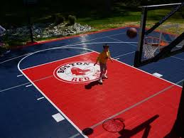 Basketball Courts With Lights View Basketball Court Systems And Gallery Cba Sports