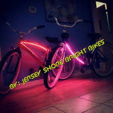 Bright Bike Lights Wow Led Light Strip Battery Operated Electronics In Toms River