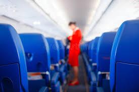 siege d avion siège de passager intérieur d avion avec des passagers s asseyant