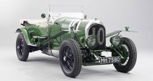 classic bentley coupe london classic car show bentley motors first le man car to star