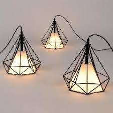 Black Diamond Lights 6 8 Heads Vintage Pendant Light Amercian Vintage Black Pendant