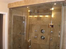 bathroom interesting stainless steel handle sliding glass doors