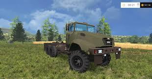 minecraft semi truck kraz v18 1 truck v 3 0