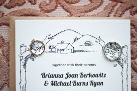 barn wedding invitations some of our favorite riverside farm wedding invitations vermont
