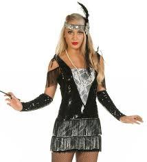 Flapper Dress Halloween Costume Gatsby Halloween Costumes