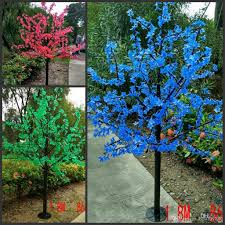 led waterproof outdoor landscape garden tree l simulation