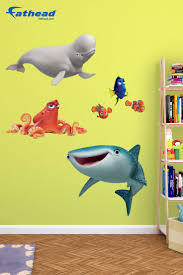 111 best fatheads images on pinterest wall decals wall stickers finding dory collection