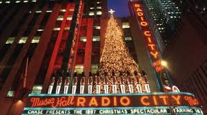 spectacular starring the radio city rockettes new york