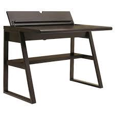 ashley furniture writing desk h582 10 ashley furniture chanella dark brown home office desk