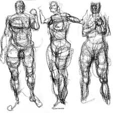 He Made Accurate Drawings Of The Human Anatomy A Survey Of Life Drawing Method Art Instruction Clive Powsey