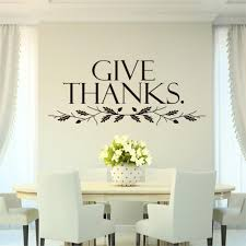 compare prices christian wall art decor online shopping buy free shipping give thanks art quote home decor stickers christian family wall decal high quality