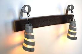 Nautical Vanity Light Industrial Bathroom Vanity Lighting Wine Barrel Ring Lighting