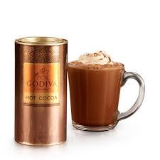 Copper Kitchen Canisters Amazon Com Godiva Chocolatier Milk Chocolate Cocoa Canister
