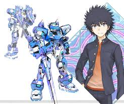 a certain magical index a certain magical virtual on introduces first characters and