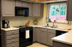 Kitchen Oven Cabinets by Double Oven Cabinet Image Of Two Tone Kitchen Cabinet Pictures