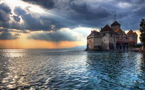 castle on the water stumbleupon