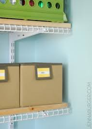 Laundry Room Shelves And Storage by Laundry Room