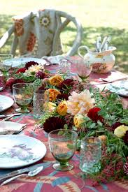 happy american thanksgiving lunch u0026 latte styling a harvest table setting happy thanksgiving