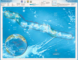 Map Of Pacific Islands Pacific Islands Region National Marine Sanctuaries