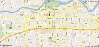 Spokane Map Journey Into Incident Response Layering Data