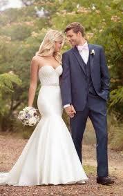 trumpet wedding dresses classic trumpet wedding dress essense of australia