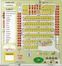 Ocala Zip Code Map by Wildwood Florida Campground Wildwood Koa