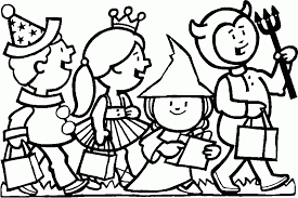 halloween coloring pages kids free printable halloween coloring