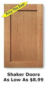 Oak Cabinet Door Kitchen Cabinet Doors Unfinished Unfinished Oak Cabinet Doors For