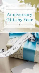 anniversary present wedding anniversary gift list 2017 wedding ideas magazine