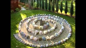 Home Stones Decoration by Stunning Stone Garden Design Ideas Youtube