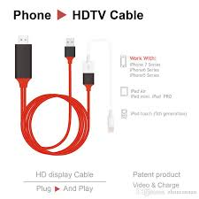 hdmi cable for android 2m universal hdmi cable for iphone android and type c 4k high