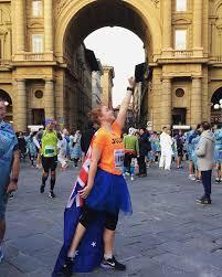 Florence Flag Florence Marathon