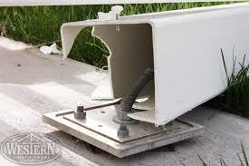 low cost easy upkeep pergola aluminum reinforced vinyl vs timber