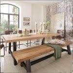 Bench Style Dining Table Sets Bench Style Dining Table Best 10 Dining Table Bench Ideas On