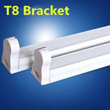 led tube light fixture t8 4ft led t8 fixture1 2m 2ft 3ft 4ft t8 led track light fixtures support