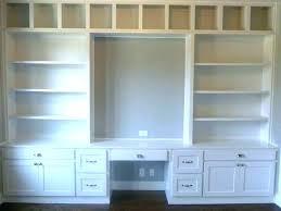Built In Desk Diy Diy Built In Desk Ikea Liftechexpo Info