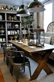 farm table with bench farmhouse table with bench and chairs oasis games