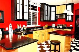 yellow and red kitchen ideas red and yellow kitchen ideas kitchen marvelous red kitchen decor