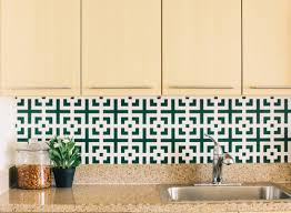 Removable Wallpaper By Chasing Paper  DesignSponge - Wallpaper backsplash