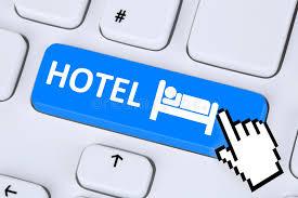 reserver une chambre d hotel ordinateur de réservation en ligne d de chambre d hôtel