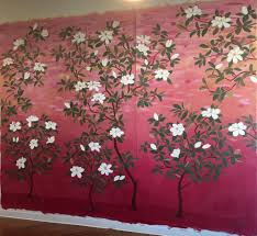 shannon geis murals for sale cheeky chinoiserie wallpaper