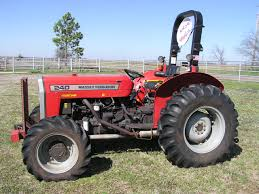3 point hitch massey ferguson mf 35 utility tractor front end