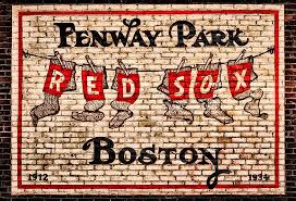 Boston Red Sox Home Decor Fenway Park Boston Redsox Sign Photograph By Bill Cannon