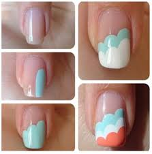diseños de uñas paso a paso para las que somos cero hábiles easy