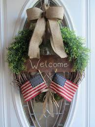 4th of july wreaths best 25 4th of july wreaths ideas on door