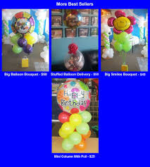big balloon delivery balloon deliveries seattle bellevue burien