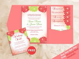 pocket fold diy printable wedding pocket fold invitation set a7 5 x 7 2355347