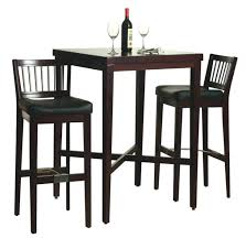 Wood Top Dining Table With White Legs Best  High Top Tables - High top kitchen table