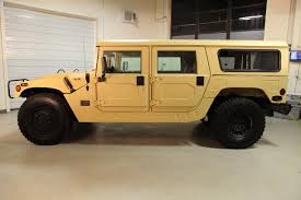 humvee side view 1992 hummer h1 specs and photos strongauto